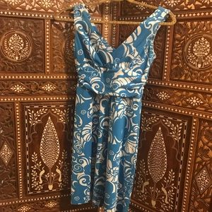 Lilly Pulitzer dress in blue size XS SALE